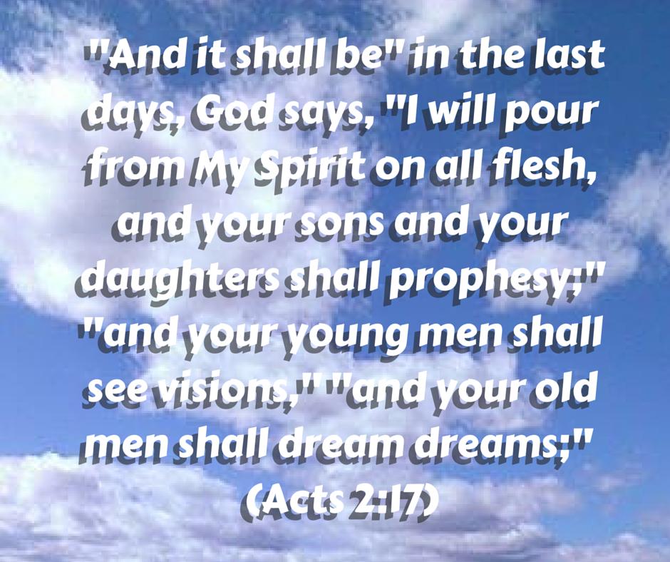 spiritual dreams